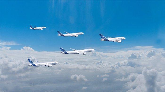Semakin Banyak Peminat, Ada Berapa Banyak Jumlah Pesawat yang Beroperasi di Dunia?