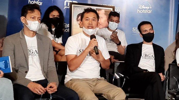 Hanung Bramantyo Ngasih Bocoran Film Surga yang Tak Dirindukan 3