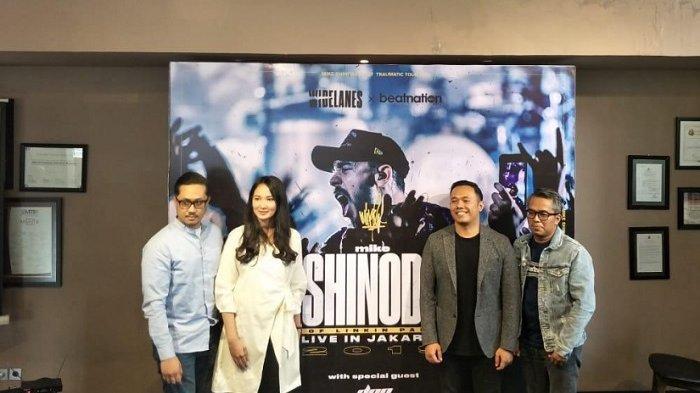 Rapper Linkin Park Mike Shinoda Konser di Indonesia, Ini Harga Tiketnya