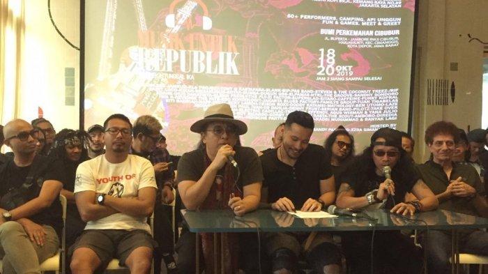 Penyelenggara Konser Musik Untuk Republik Siapkan Keamanan Berlapis