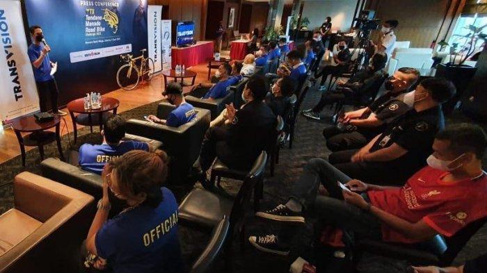 The TX Tondano Manado Road Bike Challenge 2021 Siap Digelar