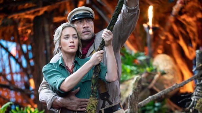 Wahana Atraksi di Disneyland Jadi Inpirasi Film 'Jungle Cruise'