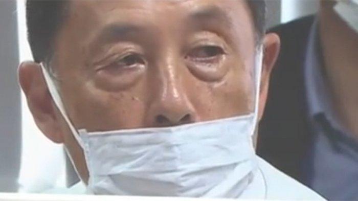 Anggota Parlemen Jepang Menolak Pakai Masker Hidung Tertutup, Diperintahkan Ke luar Ruang Sidang