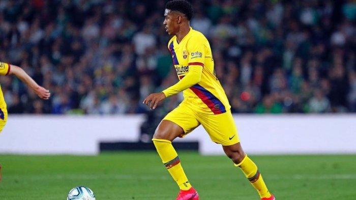 Barcelona Obral Murah Junior Firpo, AC Milan Terdepan, Theo Hernandez Dapat Saingan Baru