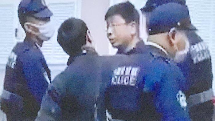 Junya Okuno Akhirnya Ditangkap, 3 Kali Menolak Pakai Masker Hingga Menampar Polisi Jepang