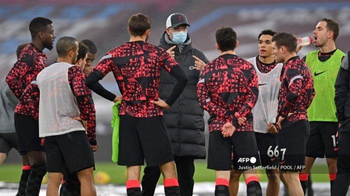 LIVE Streaming Liga Champions RB Leipzig vs Liverpool, The Reds Punya Tren Positif Lawan Klub Jerman