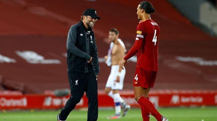 Dibalik Anjloknya Performa Liverpool, Wenger Ungkap Peran Penting yang Ditinggalkan Van Dijk