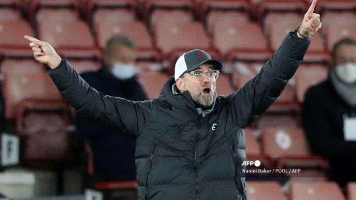 Liga Inggris - Jurgen Klopp tak Janjikan Liverpool Finis 4 Besar di Akhir Musim