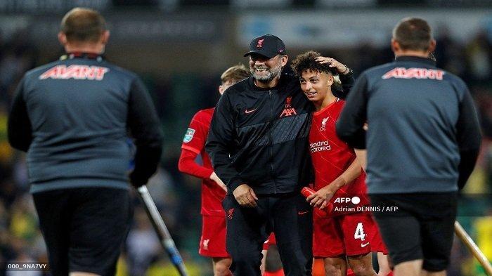 Sorotan Menarik Kemenangan Liverpool, Pertunjukkan Sempurna Armada Muda Jurgen Klopp