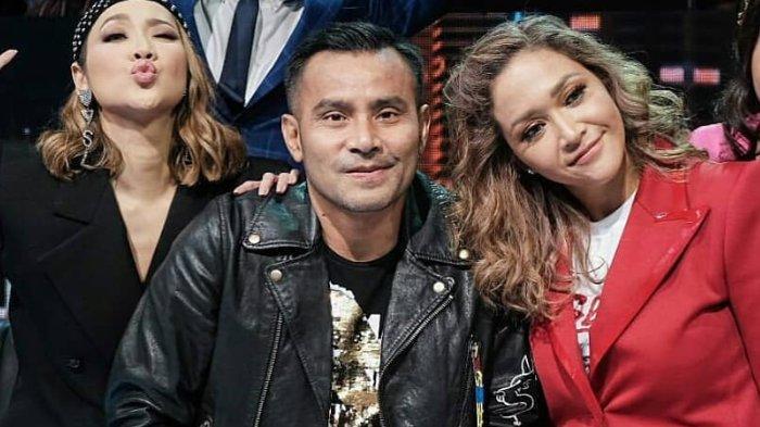 Juri Indonesian Idol: BCL, Judika, dan Maia Estianty.