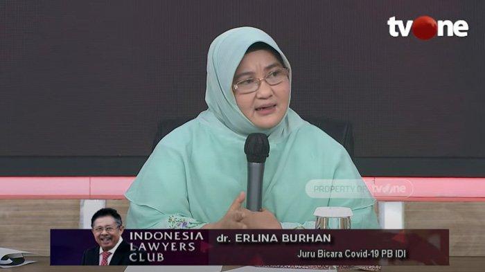 Bicara Soal Disinformasi saat Pandemi, dr Erlina Singgung Hebohnya Klaim Herbal Anti Covid-19