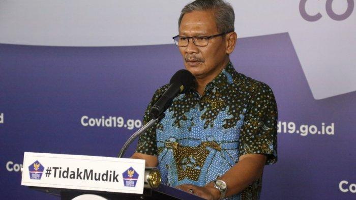 Idul Fitri Nuansa Berbeda Akibat Covid-19, Achmad Yurianto: Jangan Mengeluh dan Saling Menyalahkan