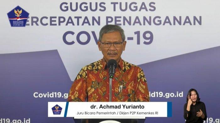 Update Kasus Corona di Indonesia Senin (29/6/2020): Total 55.092 Kasus Positif, 23.800 Sembuh