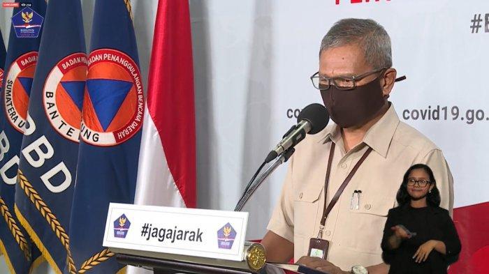 Achmad Yurianto Jelaskan soal Adanya Perbedaan Data Virus Corona antara Pemerintah Pusat dan Daerah