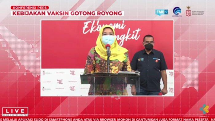 22.736 Perusahaan Telah Daftar Vaksinasi Gotong Royong