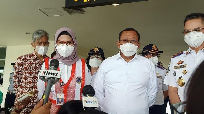 Kemenhub Sediakan Layanan Skrining Covid-19 Gratis Pakai GeNose di Terminal Bus Pulo Gebang