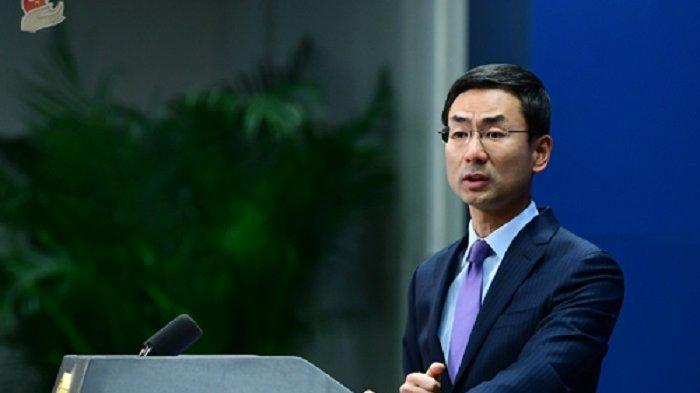 Juru Bicara Menteri Luar Negeri China, Geng Shuang