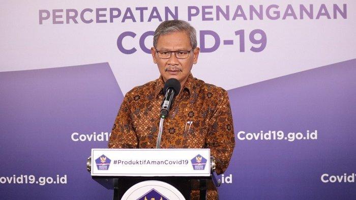 BREAKING NEWS Update Corona Indonesia 11 Juli: Bertambah 1.671 Pasien, Total 74.018 Kasus Positif