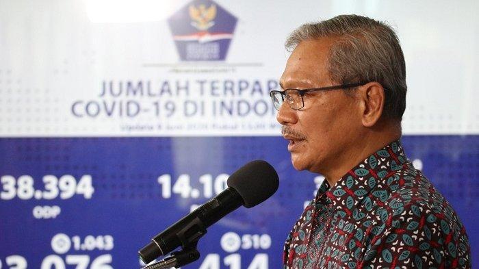 Update Kasus Corona di Indonesia Senin (6/7/2020): 64.958 Positif, 29.919 Sembuh, 3.241 Meninggal