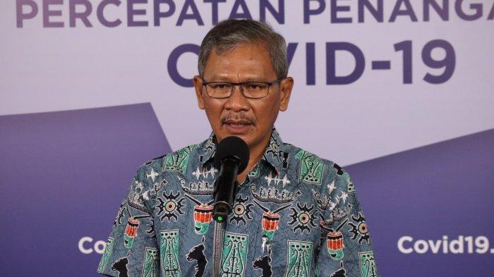 DKI-Jatim-Sulsel Sumbang Kasus Tertinggi Hari Ini, Berikut Sebaran Pasien di 34 Provinsi