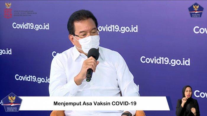 Sama dengan Menkes Terawan, Satgas Juga Belum Bisa Pastikan Dimulainya Vaksinasi Covid-19