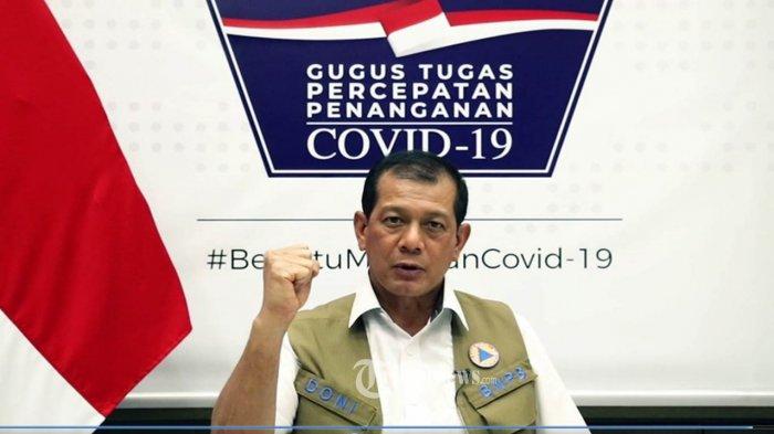 Doni Monardo Minta Masyarakat Tidak Salahkan Pemerintah Dalam Penanganan Covid-19