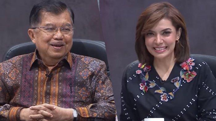 Jusuf Kalla dan Najwa Shihab