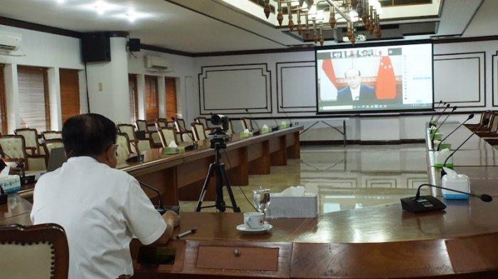 PMI Terima Bantuan Rp 1,4 Miliar dari Palang Merah China untuk Gempa Sulbar