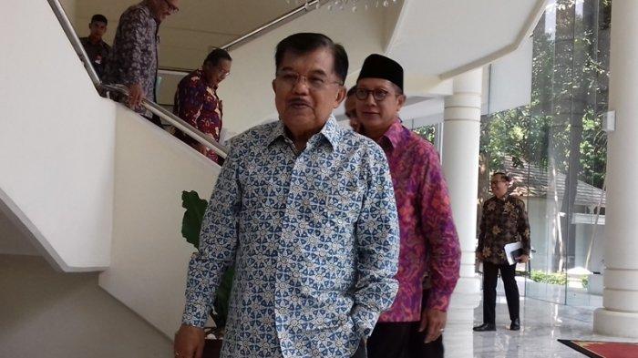 PDIP Ingin Jusuf Kalla Jadi Cawapres Jokowi, Wakil Ketua MPR Bilang Kembalikan ke UUD