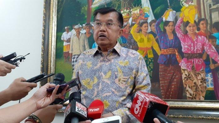 Pertemuan Mega, Prabowo, dan Jokowi Esok, JK: Itu Bukan Negosiasi