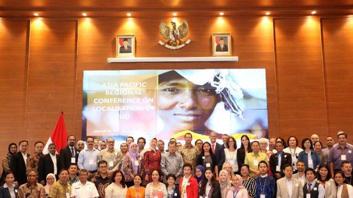 Wapres: Terima kasih Dukungan Internasional dalam Penanggulangan Bencana Di Indonesia