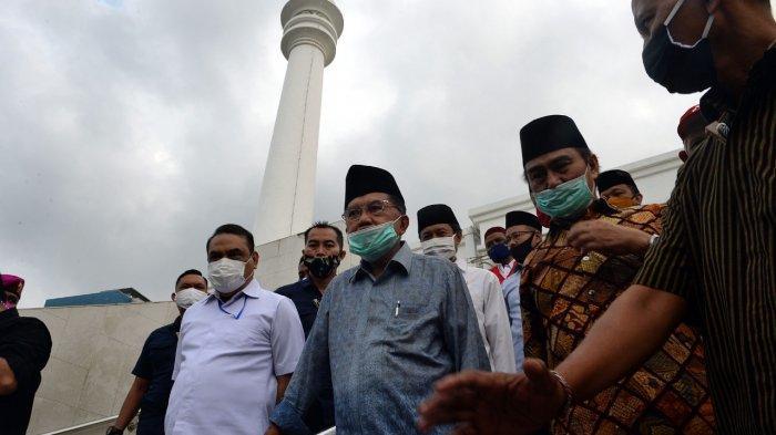 Disambangi JK, Masjid Agung Al Azhar Siap Gelar Salat Jumat Perdana Esok di Masa New Normal