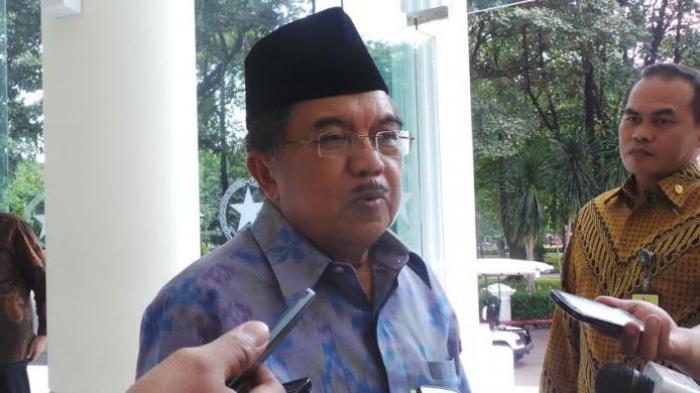Wapres Jusuf Kalla: Saya Sudah Lupa Persaingan Pilpres