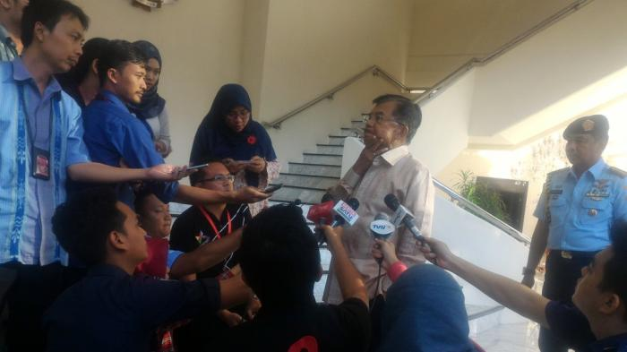 Jusuf Kalla: Menko Maritim Titik, Tak Ada Tambahan Sumber Daya