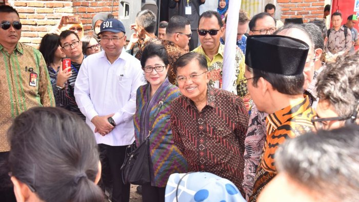 Wapres Jusuf Kalla dan Mendes PDTT Hadiri Rembuk Desa Tangani Stunting di Lombok Tengah