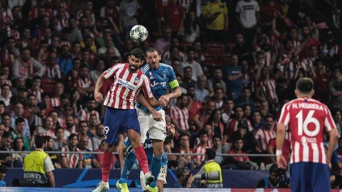 Juventus Gagal Menang, Sarri dan Bonnuci Singgung Perihal Bola Mati