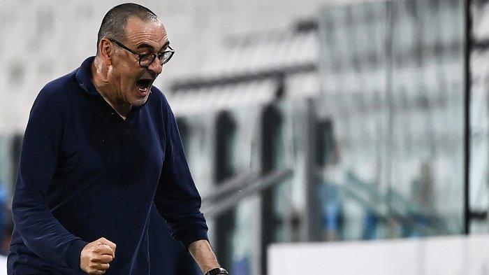 Nyentrik, Cara Lazio Umumkan Maurizio Sarri Jadi Pelatih Baru Gantikan Simone Inzaghi