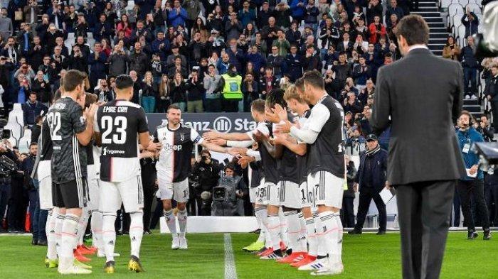 Juventus Andalkan Pemain Mudanya Untuk Jebol Gawang Sampdoria