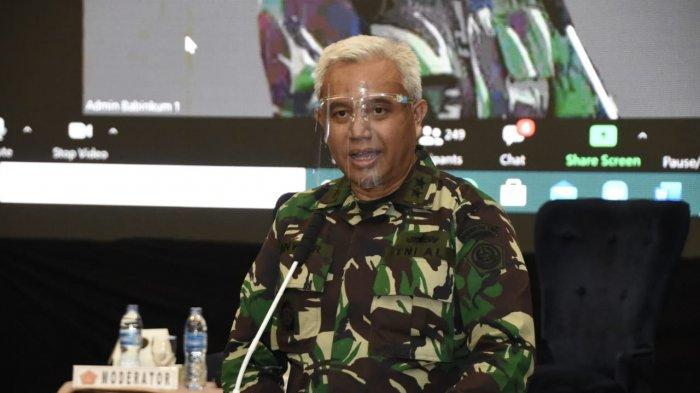 Panglima TNI Tunjuk Laksda TNI Anwar Saadi Jadi Jaksa Agung Muda Pidana Militer