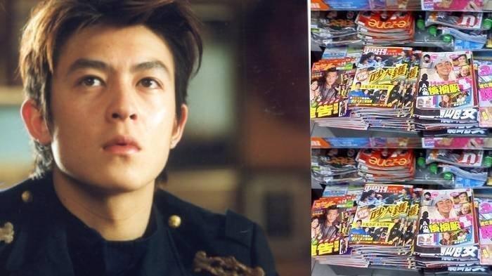 Kabar Aktor Tampan Edison Chen, Dulu Foto-foto Syur dengan Para Artis Wanita Tersebar, Kini Tobat