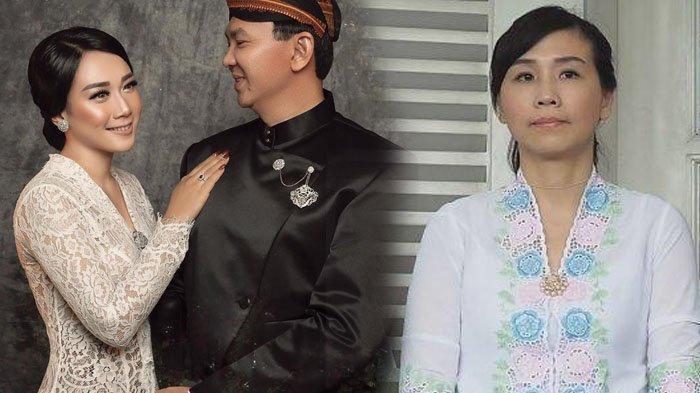 Nicholas Sean Kunjungi Ahok, Veronica Tan Terekam Sedang Merepet: Jadi Sekarang Diseriusin?