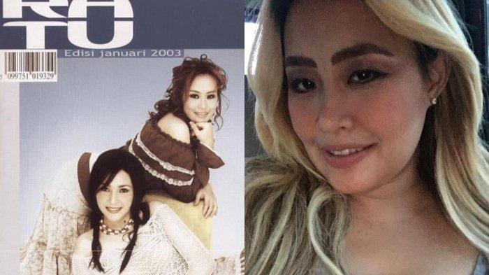15 Tahun Berpisah Dari Maia Estianty Pinkan Mambo Kini Berkarier Jadi Penyanyi Rohani Tribunnews Com Mobile