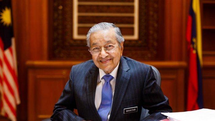 Karantina Diri Setelah Kontak dengan Pasien Corona, Mahathir Mohamad: Tidak Begitu Sulit