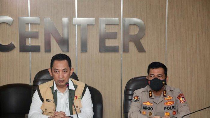 Ma'ruf Amin Dukung Keputusan Presiden Joko Widodo Calonkan Komjen Listyo Sebagai Kapolri