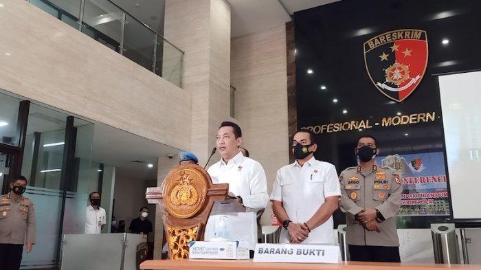 Profil Listyo Sigit, Kabareskrim yang Diajukan jadi Calon Kapolri: Mantan Ajudan Jokowi