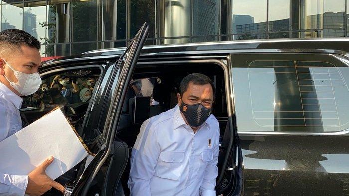 Terkait Operasi Tangkap Tangan Bupati Nganjuk, Kabareskrim Polri Sambangi KPK