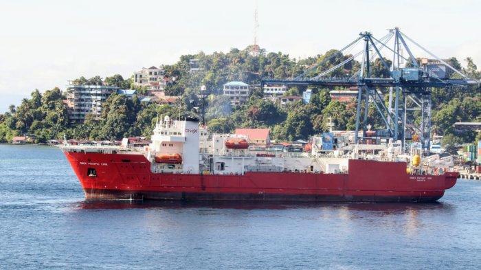 Terjunkan Kapal DPLL, Telkom Percepat Pemulihan Jaringan Kabel Laut di Biak-Jayapura