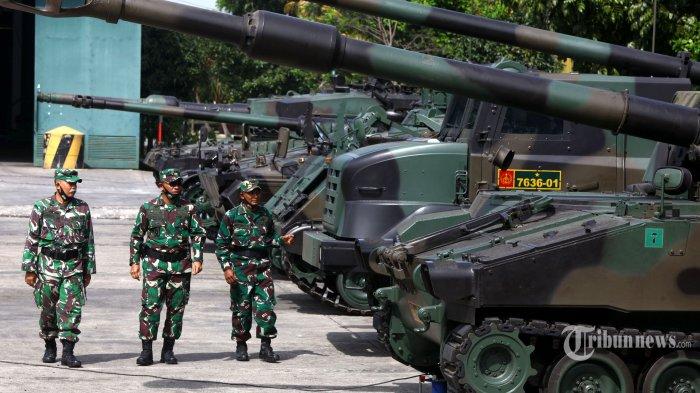 Kemhan Bakal Gandeng Kementerian BUMN dalam Modernisasi Alutsista, Ingin Perkuat Industri Pertahanan