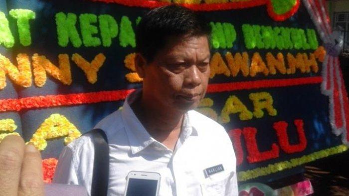 Mantan Sekda dan Pejabat BNN Tersangka Penjebakan Bupati Bengkulu Selatan Gunakan Sabu