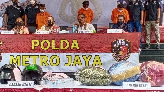 Juragan Angkot Sewa Eksekutor Habisi Nyawa Paranormal di Tangerang, Pelaku Dendam Istri Diselingkuhi